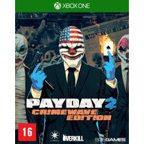 Jogo Payday 2: Crimewave Edition - Xbox One 505 Games