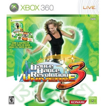 Dance Dance Revolution Universe 3 Com Tapete - Prnta Entrega
