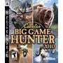 Cabela´s Big Game Hunter 2010 Ps3 - Aceito Trocas