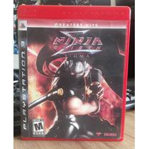 Jogo Ninja Gaiden Sigma Play 3 (original)