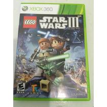 Lego Star Wars 3 Iii The Clone Wars Xbox 360 Sem Riscos