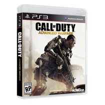 Call Of Duty Advanced Warfare Ps3 Português Midia Lacrada Nf