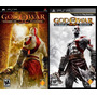 Patchs God Of War Ghost Of Sparta E Chains Of Olymp Para Psp