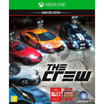The Crew Xbox One - Jogo Corrida Midia Fisica Leg. Português