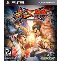 Street Vs Tekken Ps3 - Midia Digital Receba Hoje