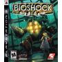 Bioshock - Ps3 - Novo, Original E Lacrado!
