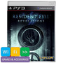 Resident Evil Revelations Ps3 Legenda Português Dvd Original