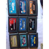 Muitoa Jogos De Game Boy Advance 55 Reais Cada!