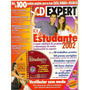 Revista Cd Expert Lacrada Kit Do Estudante 2002