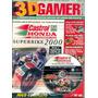 Revista Cd Expert Lacrada Superbike 2000 Honda Jogo Completo