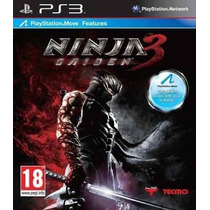 Promoção!! Jogo Ninja Gaiden 3 P/ Ps3 - A Pronta Entrega..