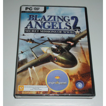 Blazing Angels 2 Secret Missions Of Wwii | Pc | Original