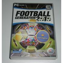 Football Generation 2010 | Futebol | Jogo Pc | Original