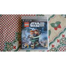 Star Wars 3 Lego The Clone Wars
