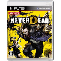 Ps3 Never Dead Original - Novo - Lacrado