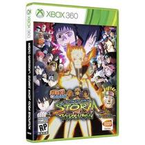 Jogo Naruto Ultimate Ninja Storm Revolution Xbox360