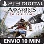 Assassins Creed 4 Iv Black Flag Ps3 Psn Português