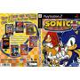 Sonic Mega Collections Plus - Playstation 2 - Frete Gratis.