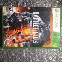 Battlefield 3 Limited Edtion Original Xbox 360