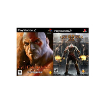Patch God Of War 1 + God Of War 2 Português Ps2 Frete Gráti