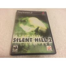 Silent Hiil 2 (sony Playstation 2, 2001) Para Coleção
