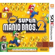 New Super Mario Bros 2 Nintendo 3ds Garantia Pronta Entrega
