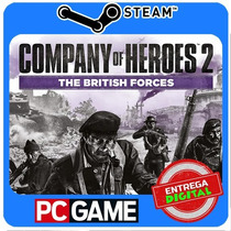 Company Of Heroes 2 - The British Forces Steam Cd-key Global
