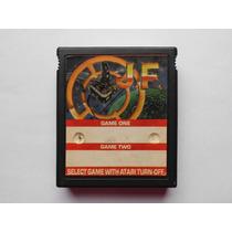 Cartucho Zaxxon / Battlezone Para Atari 2600