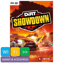 Dirt Showdown Pc Windows Dvd Original Lacrado