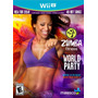 Zumba Fitness World Party Wiiu