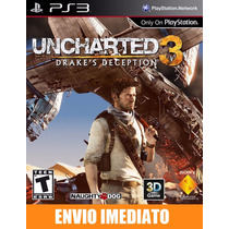 Online Pass - Uncharted 3 Drake