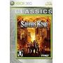 Jogo Xbox360 - Saints Row (original/frete:r$5 Por Depósito)