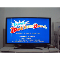 Snes Super Nintendo Buster Bros/super Pang Paralel Frete 6r$