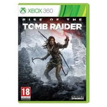 Rise Of The Tomb Raider Xbox 360 Original Lacrado + Frete