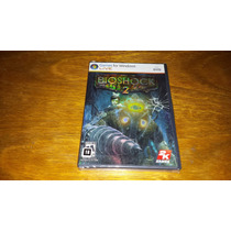 Bioshock 2 Lacrado Original Computador Pc Game Jogo