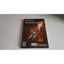 Resident Evil Outbreak - Playstation 2 - Original - Lacrado