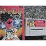 Pocky & Rocky Ninja Kiki, Snes-super Nintendo Com Caixa