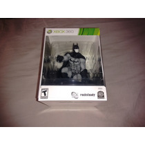 Batman Arkham City Collector´s Edition Americana Aceito Mp