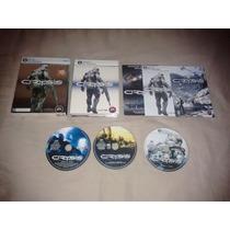 Crysis Edição Colecionador Rara Original Aceito Mp