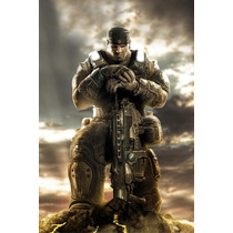 Super Game Xbox 360 Gears Of War 3 Original Lacrado Compre