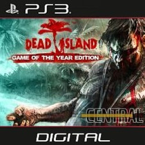 Dead Island Game Of The Year Goty Playstation 3 Ps3