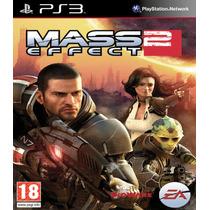Jogo Mass 2 Effect Ps3 Midia Fisica Lacrada Nota Fiscal