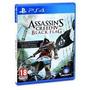 Jogo Assassins Creed Black Flag Midia Fisica Ps4 12x S/juros
