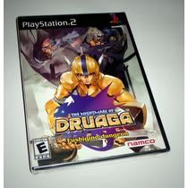 The Nightmare Of Druaga Original Lacrado - Playstation 2 Ps2