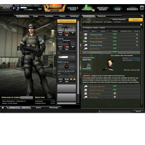 Conta Combat Arms Email + Level Up Tnc 3