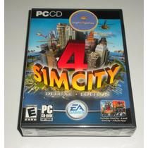 Simcity 4 Deluxe Edition | Simulador | Jogo Pc | Original