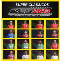 Patch Super Clássicos Pes 2013 Ps3
