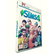 The Sims 4 Português Pc (frete Gratis) + Dlc + Mod + Deluxe