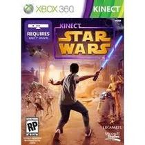 Game Star Wars Kinect. Jogo Para Xbox 360.