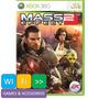 Mass Effect 2 Xbox 360 Nacional Liquidação